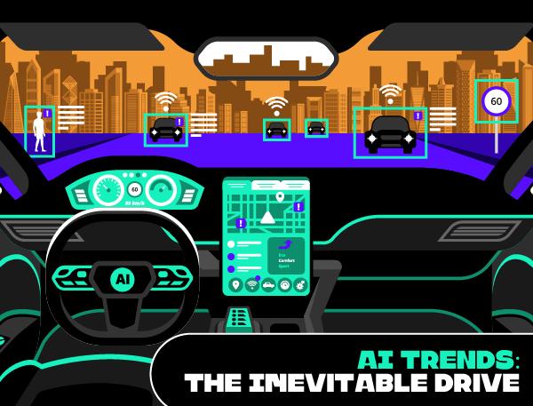 AI Trends - Autonomous Vehicles