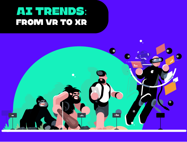 Weekly trends - VR to XR